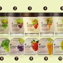 Nature Republic Garden Recipe Wash-off Pack