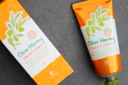 Mizon Olive Honey Hand Cream