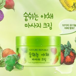 Массажный крем Nature Republic 5
