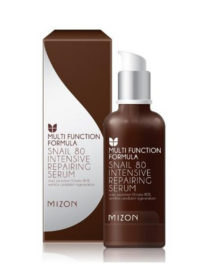Улиточная сыворотка MIZON Snail 80 Intensive Repairing Serum