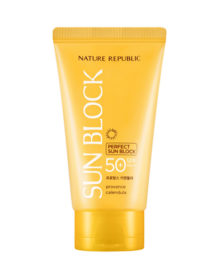 NATURE REPUBLIC Provence Calendula Perfect Sun Block