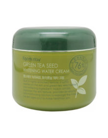 FARM STAY Green Tea Seed Whitening Water Cream