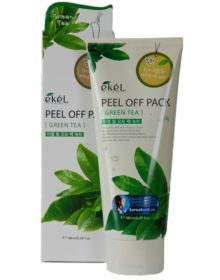 Ekel Green Tea Peeling Gel