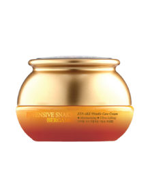 BERGAMO Intensive Snake Syn Ake Wrinkle Care Cream
